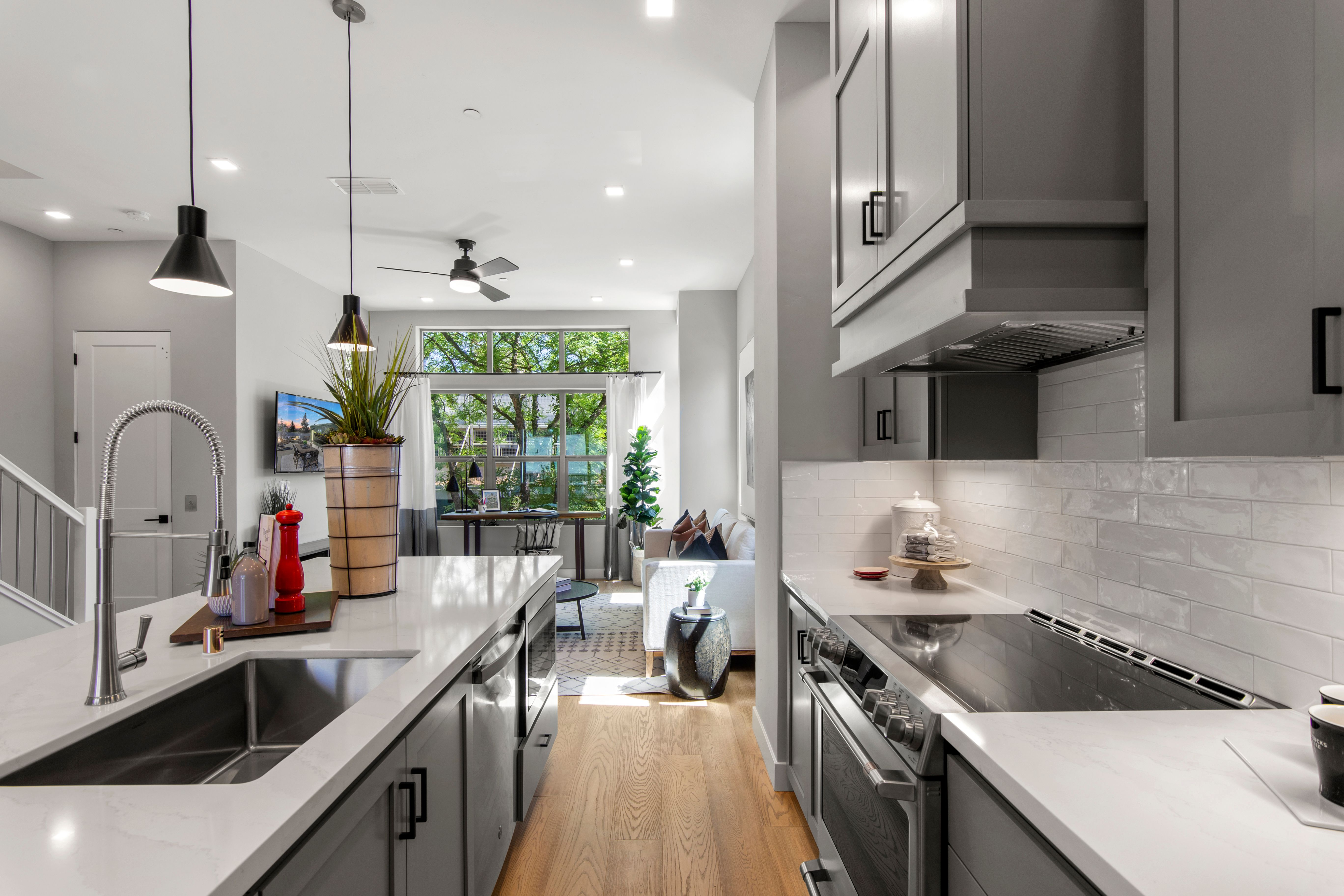 Kitchen featured in the Plan B By Next Generation Capital  in Sacramento, CA