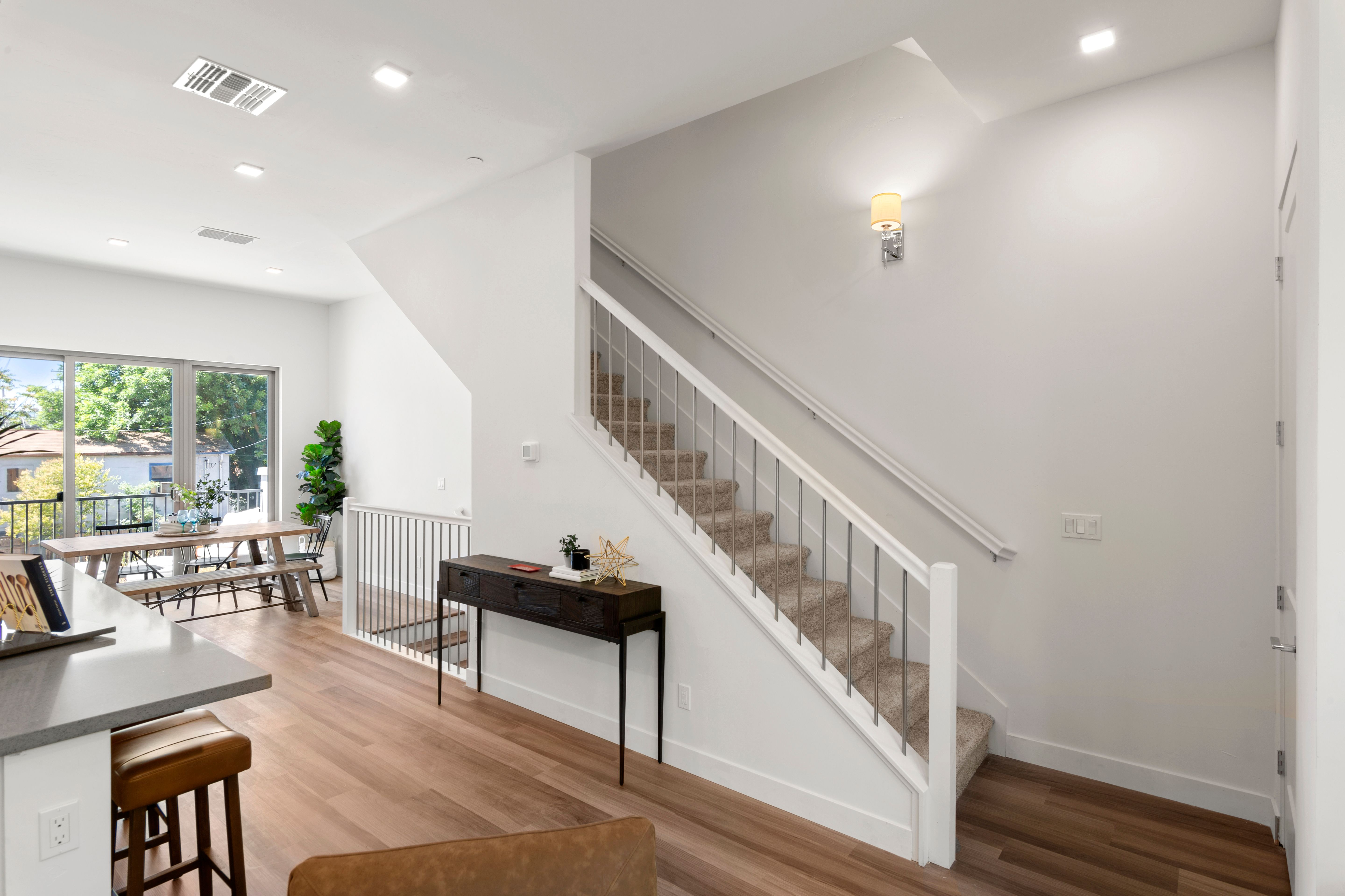 Living Area featured in the Plan C By Next Generation Capital  in Sacramento, CA