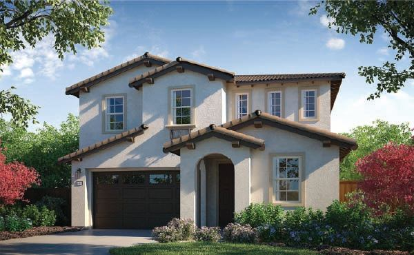 Exterior featured in the Residence 1 By Next New Homes Group in Sacramento, CA