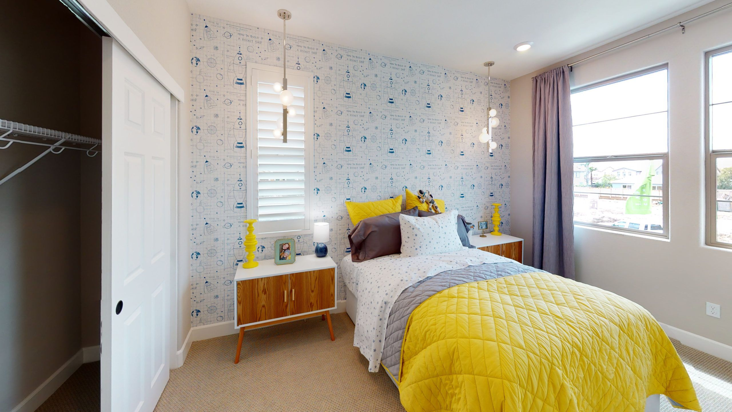Bedroom featured in the Residence 1 By Next New Homes Group in Sacramento, CA