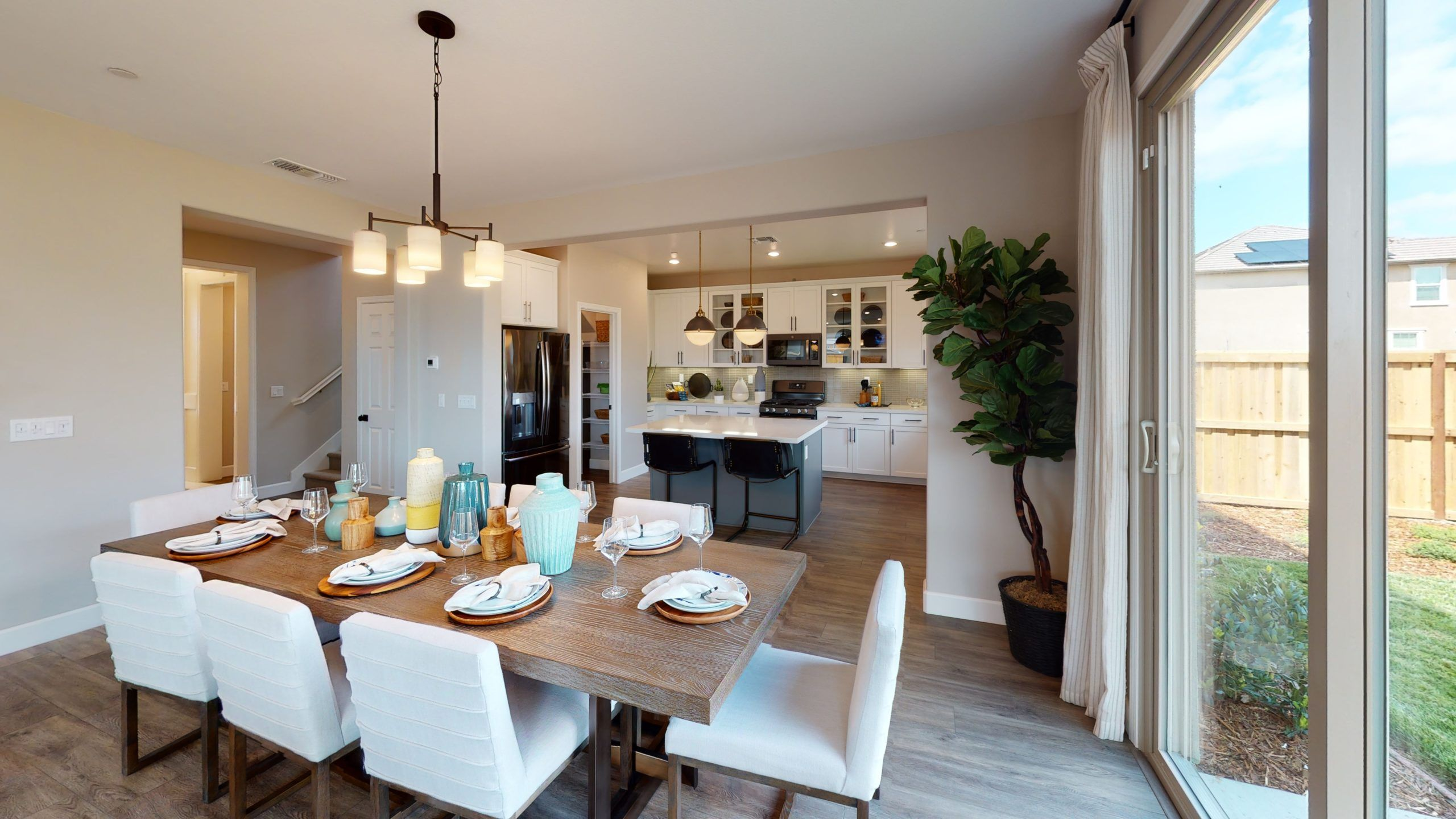 Living Area featured in the Residence 1 By Next New Homes Group in Sacramento, CA