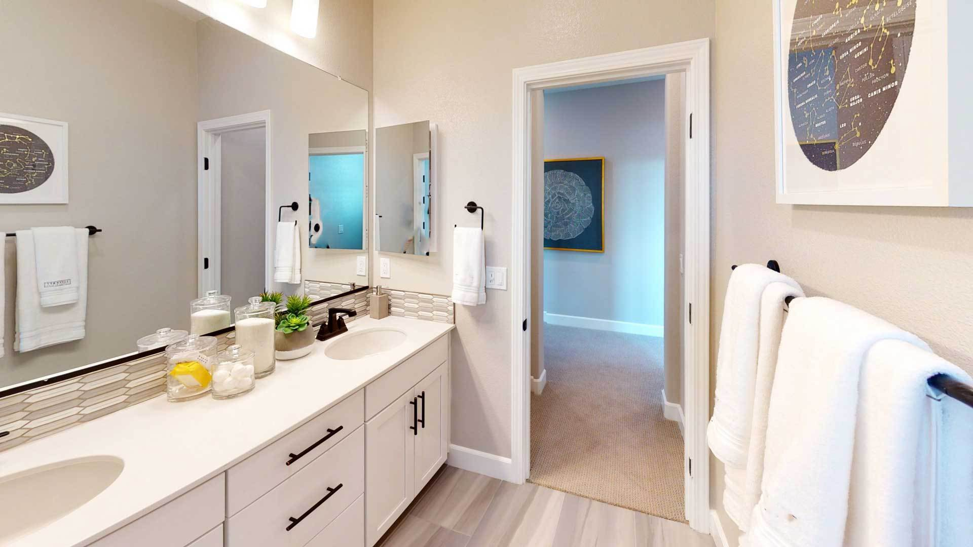 Bathroom featured in the Residence 3 By Next New Homes Group in Sacramento, CA