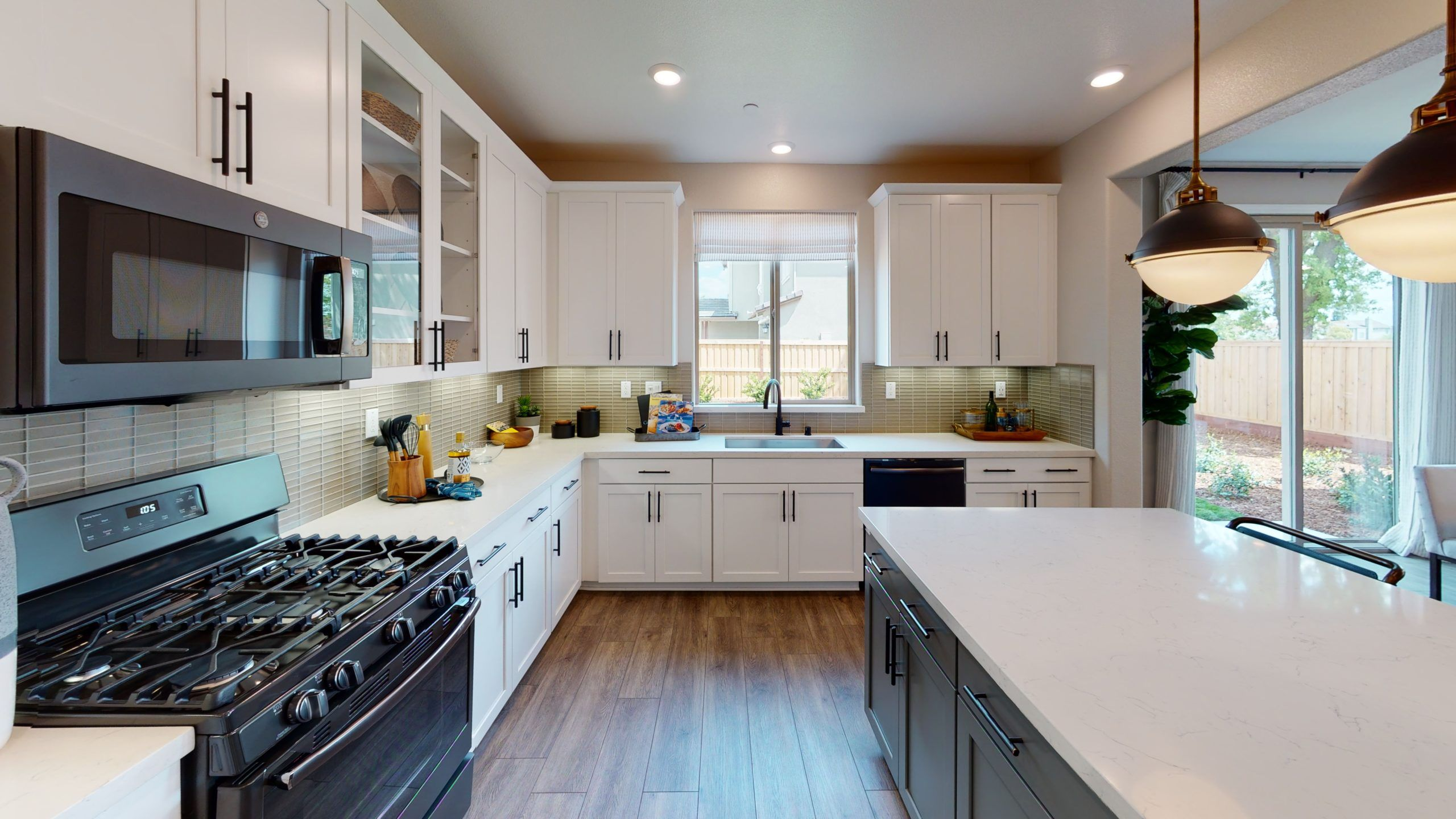 Kitchen featured in the Residence 3 By Next New Homes Group in Sacramento, CA