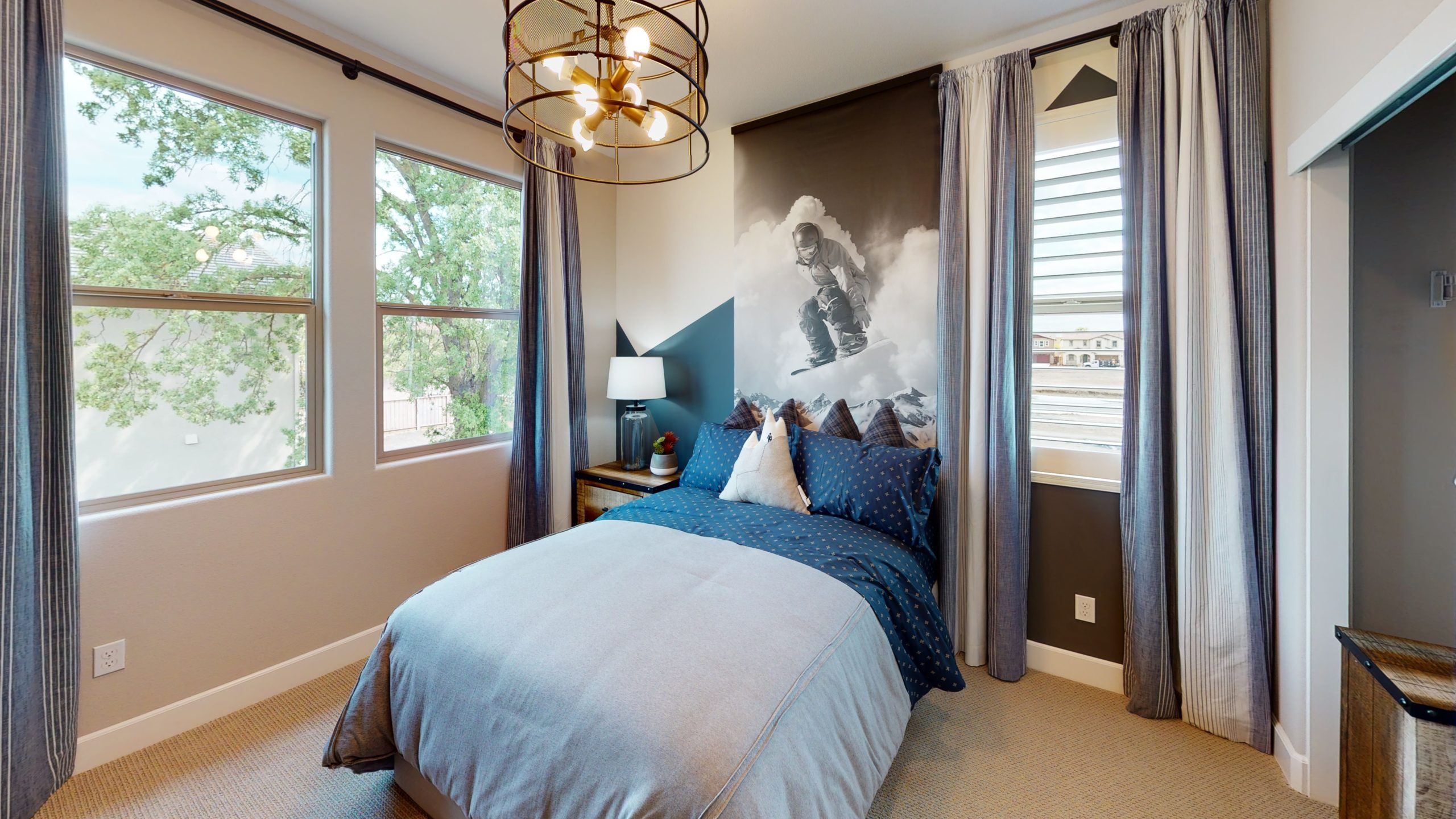 Bedroom featured in the Residence 3 By Next New Homes Group in Sacramento, CA