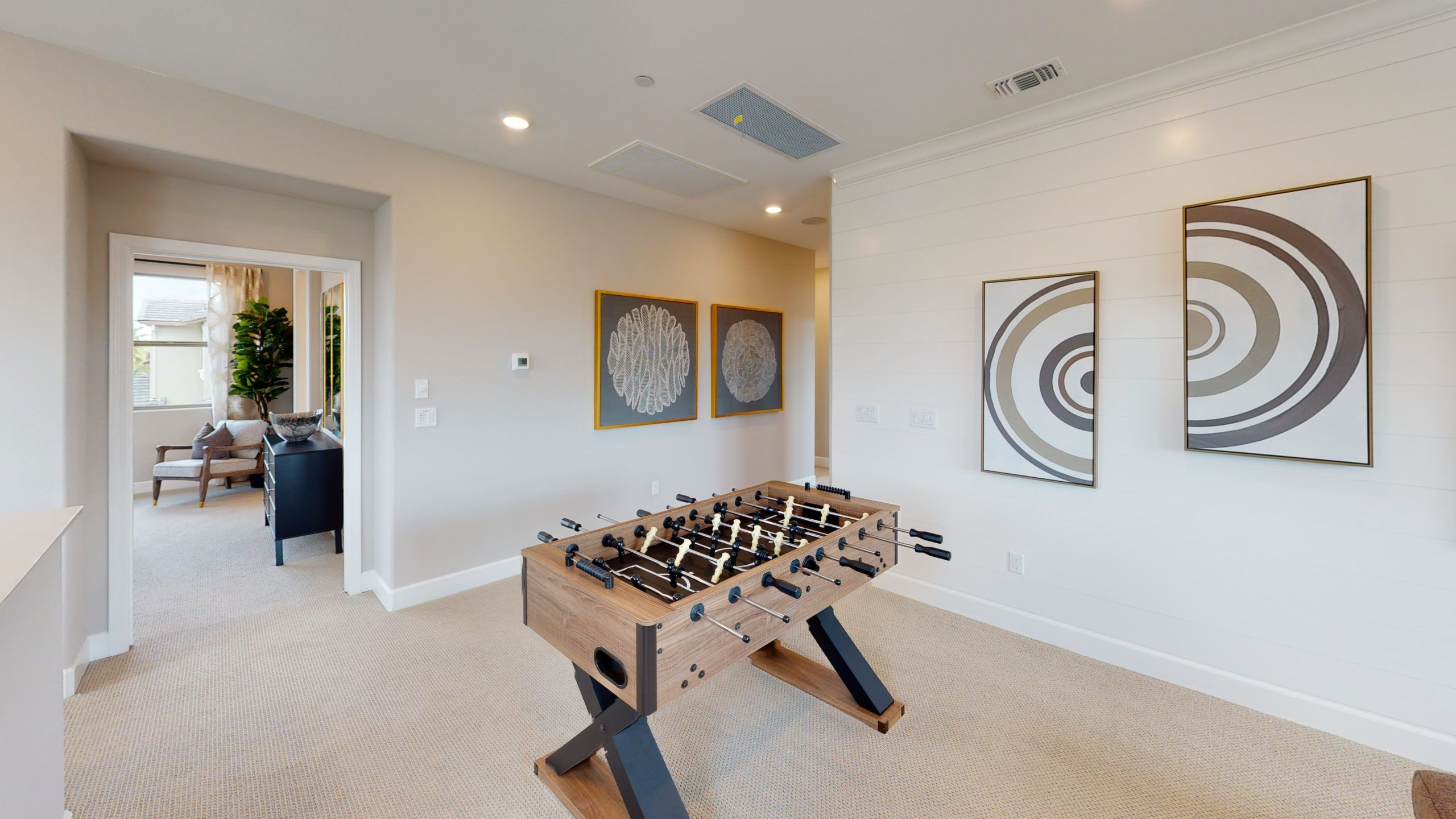 Living Area featured in the Residence 4 By Next New Homes Group in Sacramento, CA