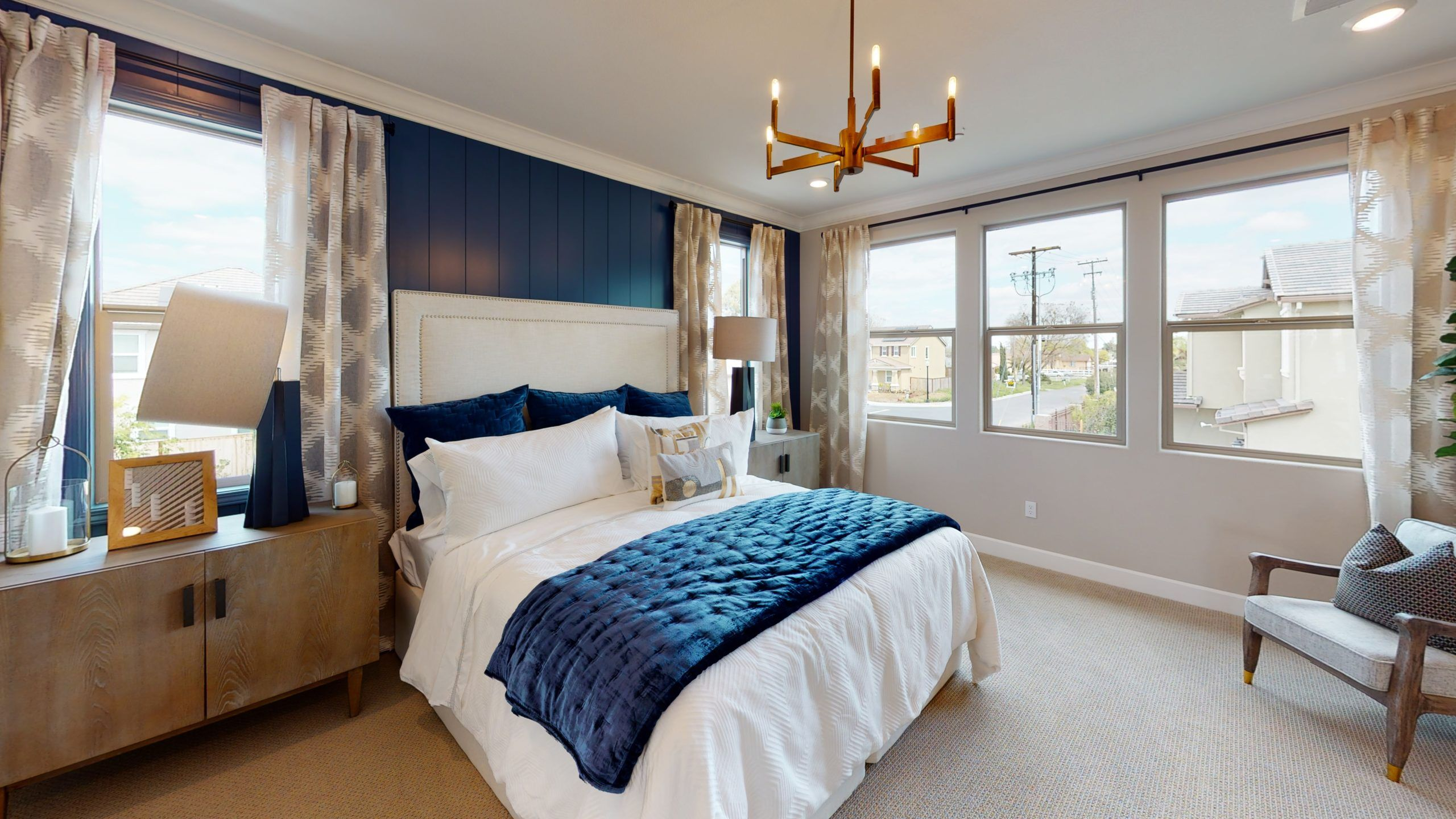 Bedroom featured in the Residence 4 By Next New Homes Group in Sacramento, CA