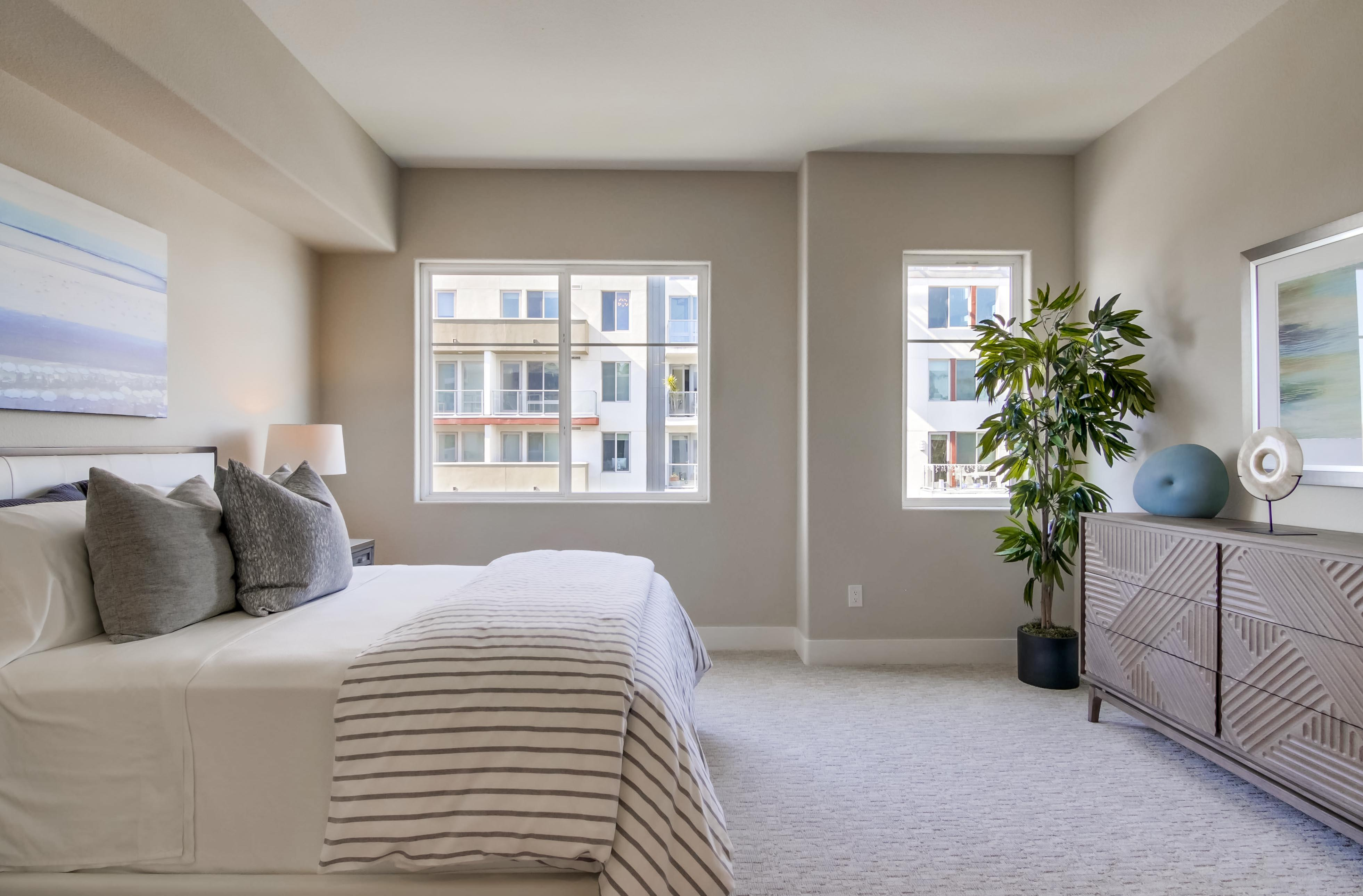 Bedroom featured in the #403 By Next Space Dev - Epic on 5th in San Diego, CA