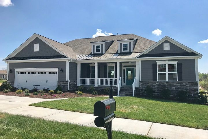 Bedford Farms:New Ranch Model Home Now Open!!