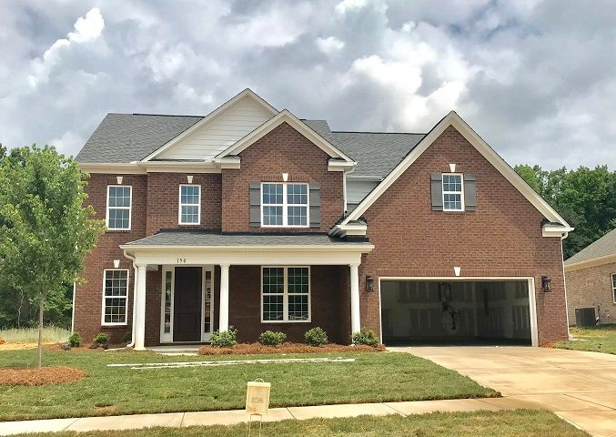 Brookside at Ashlyn Creek lot 20:Master Up Plan