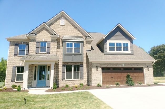 Brookside at Ashlyn Creek :New Model Home Now Open!