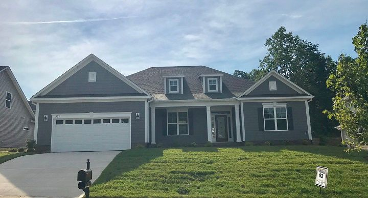 The Dunhill at Ashlyn Creek:Move-in Ready Home!