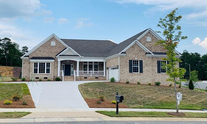 The Dunhill:Overbrook Manor, Move-in ready ranch