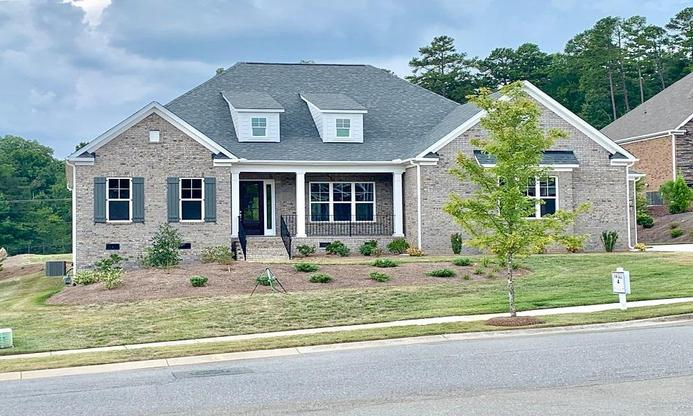 The Grayson at Overbrook Manor:Single Level Floor Plan