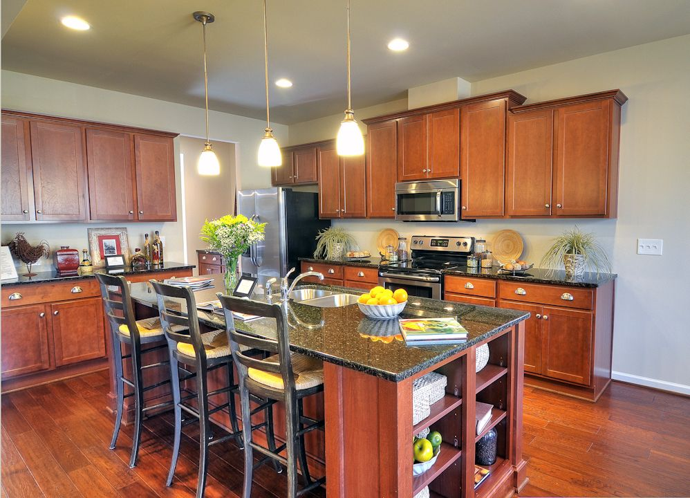 Kitchen featured in the Aspen By Niblock Homes in Charlotte, NC