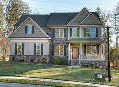 Stratford - Olde Homestead: Concord, North Carolina - Niblock Homes