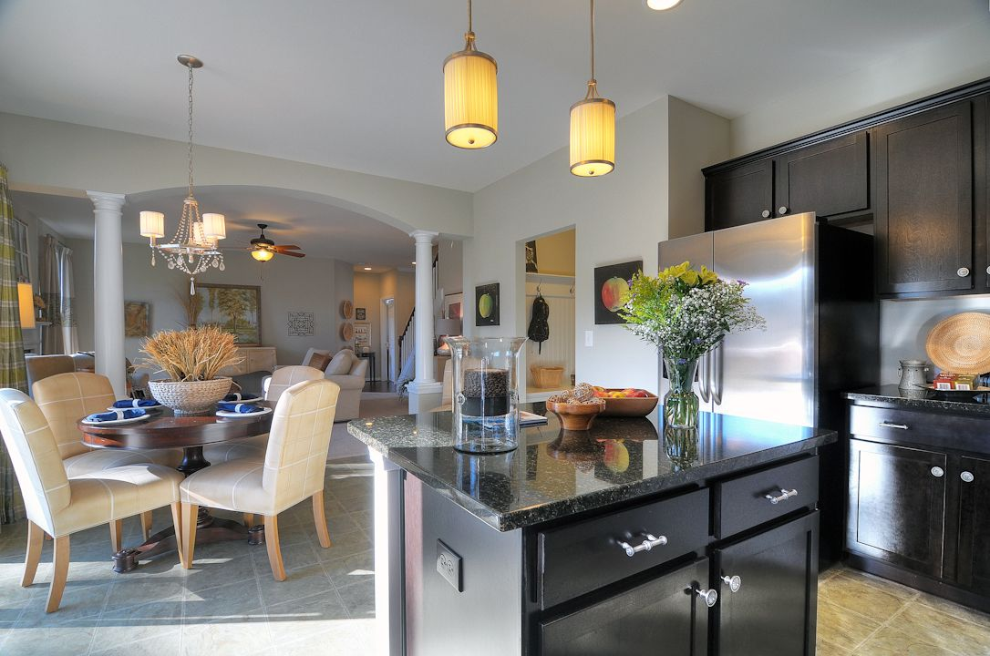 Kitchen featured in the Stratford By Niblock Homes in Charlotte, NC