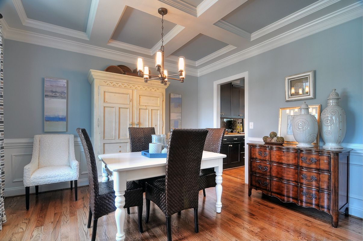 Living Area featured in the Arlington By Niblock Homes in Charlotte, NC
