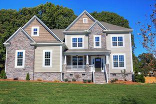 Providence - Olde Homestead: Concord, North Carolina - Niblock Homes