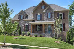 Arlington - Olde Homestead: Concord, North Carolina - Niblock Homes