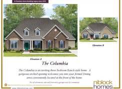 Columbia - Bedford Farms: Concord, North Carolina - Niblock Homes