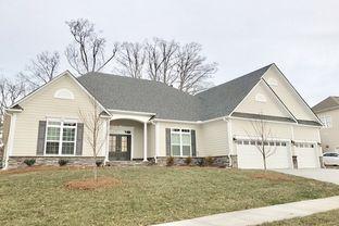 Augusta - Olde Homestead: Concord, North Carolina - Niblock Homes