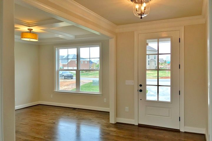 Living Area featured in the Caldwell  By Niblock Homes in Charlotte, NC