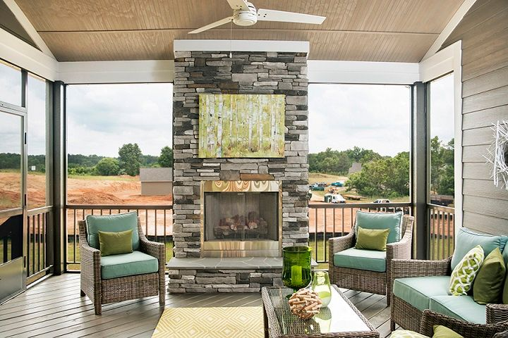 'Bedford Farms' by Niblock Homes in Charlotte