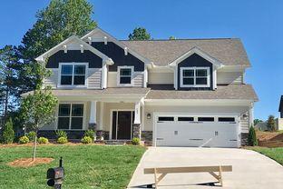 Hayworth - Bedford Farms: Concord, North Carolina - Niblock Homes