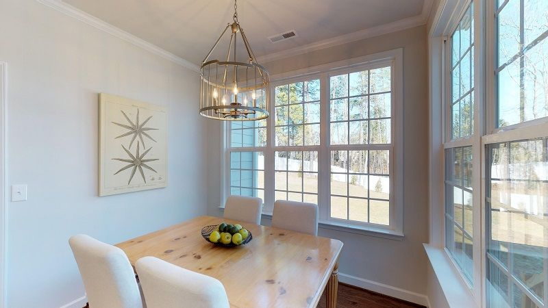 Kitchen featured in the Augusta By Niblock Homes in Charlotte, NC