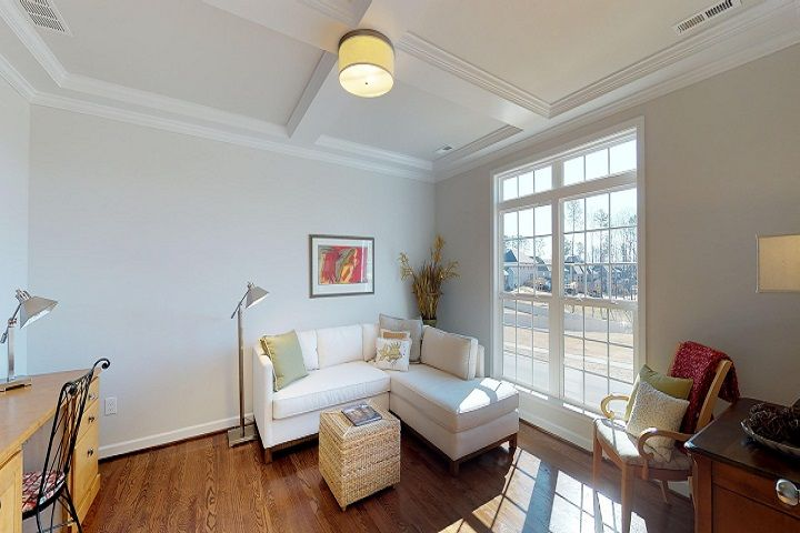 Living Area featured in the Augusta By Niblock Homes in Charlotte, NC