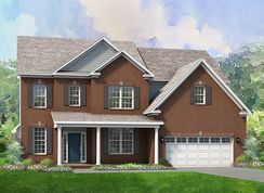 Newport - Bedford Farms: Concord, North Carolina - Niblock Homes