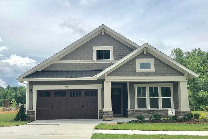 Millbrook Plan, Concord, North Carolina 28027