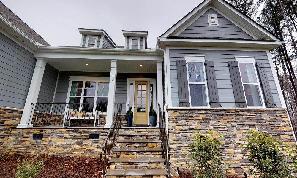 'Robinson Ridge' by Niblock Homes in Charlotte