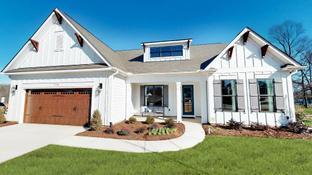 Harper - Olde Homestead: Concord, North Carolina - Niblock Homes
