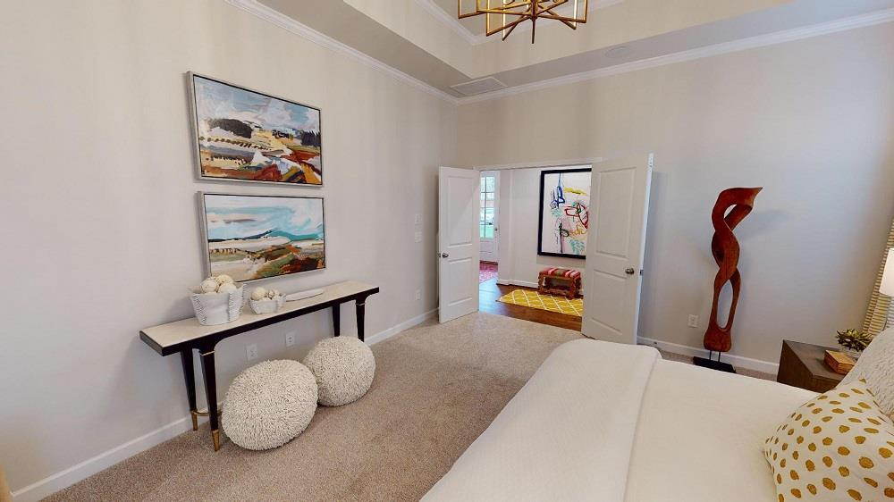 Bedroom featured in the Augusta By Niblock Homes in Charlotte, NC