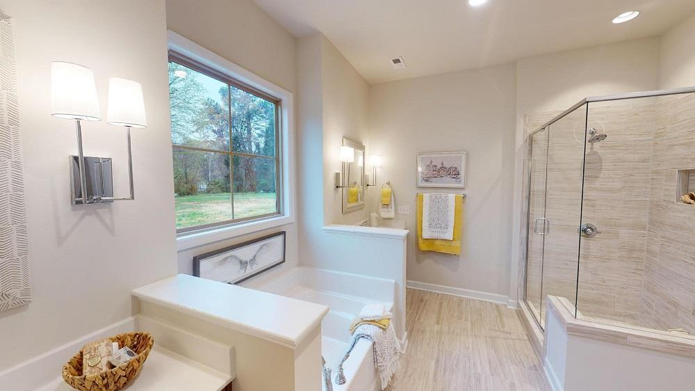 Bathroom featured in the Augusta By Niblock Homes in Charlotte, NC