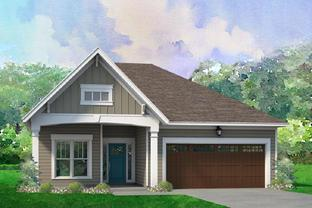 Crestwood - Addison Park: Harrisburg, North Carolina - Niblock Homes