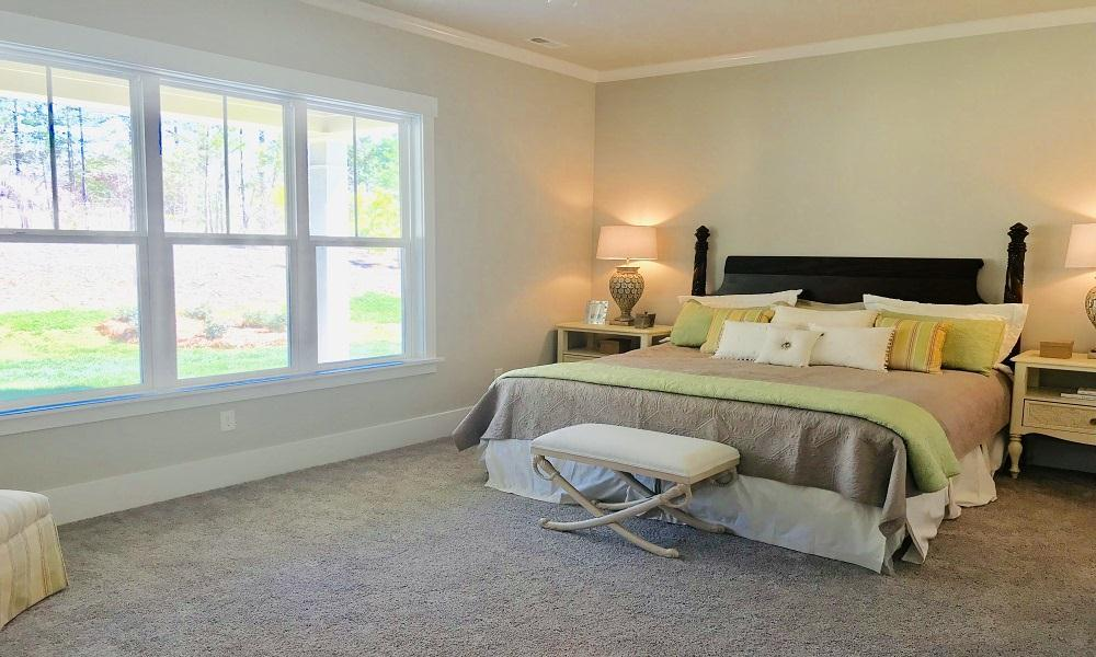 Bedroom featured in the Millbrook By Niblock Homes in Charlotte, NC