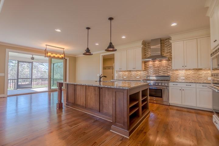 Kitchen featured in the Arlington By Niblock Homes in Charlotte, NC