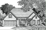 Exterior featured in the Avalon By Niblock Homes in Charlotte, NC