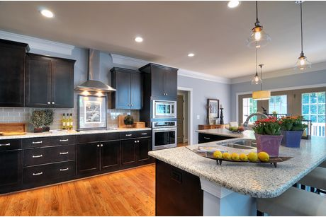 Kitchen-in-Arlington-at-The Gates at Waterside Crossing-in-Stanley