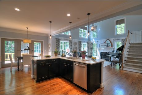 Kitchen-in-Arlington-at-Bedford Farms-in-Concord