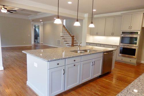 Kitchen-in-Greenwood-at-Robinson Ridge-in-Mooresville