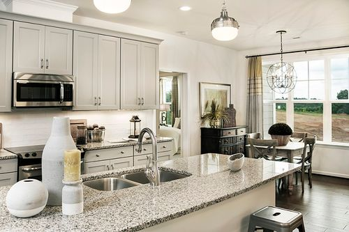 Kitchen-in-Dunhill-at-The Gates at Waterside Crossing-in-Stanley