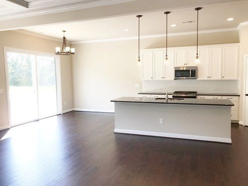 Kitchen-in-Wescott-at-The Gates at Waterside Crossing-in-Stanley