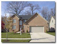 Island Estates by Nicholas Homes in Detroit Michigan