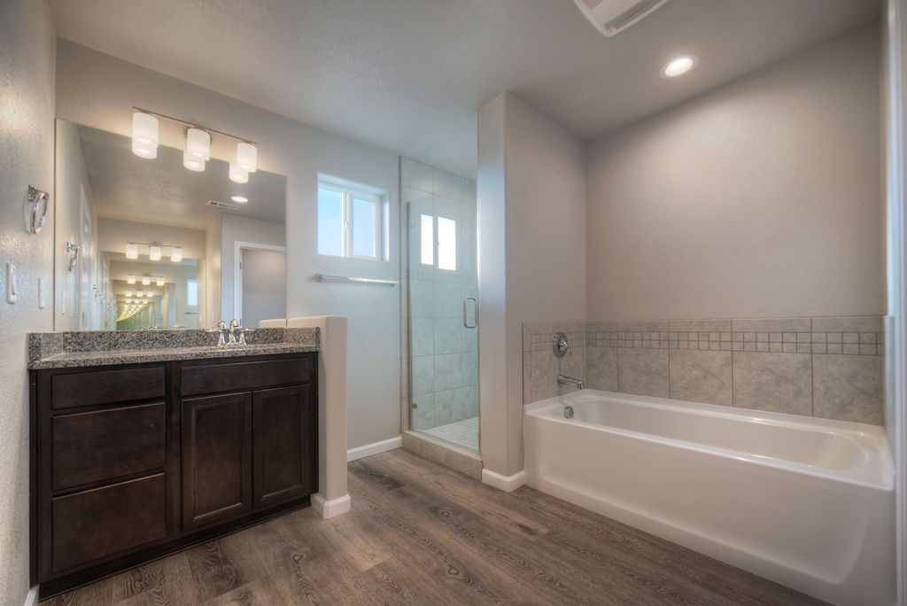 Bathroom featured in the Peavine Mountain 2C By Northern Nevada Homes in Reno, NV