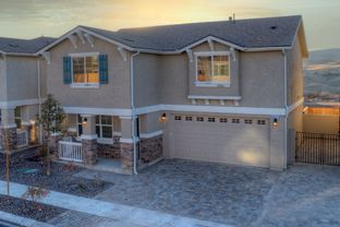 Peavine Mountain 2C - Cottages at Comstock: Reno, Nevada - Northern Nevada Homes