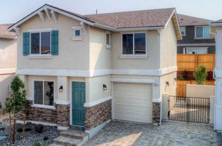 Slide Mountain 1C - Cottages at Comstock: Reno, Nevada - Northern Nevada Homes