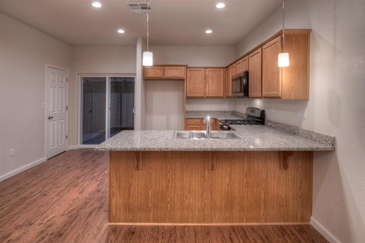 Kitchen featured in the Slide Mountain 2C By Northern Nevada Homes in Reno, NV